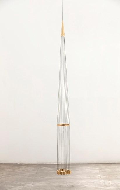 Simple infinity by Artur Lescher contemporary artwork