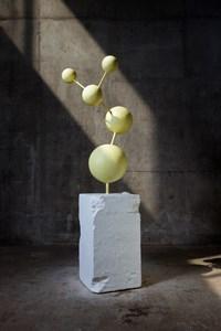 Happy Molecule by Atelier Van Lieshout contemporary artwork sculpture