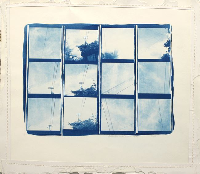 Fullerton, CA by Keith A. Smith contemporary artwork