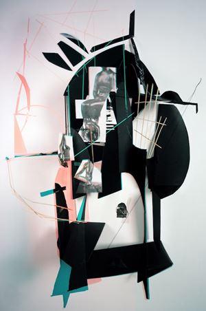 Domino Birth by Yamini Nayar contemporary artwork