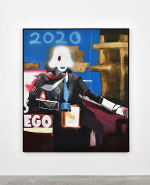 2020 by Marcus Jansen contemporary artwork