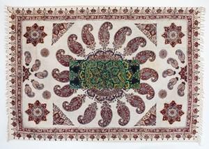 Recalling Isfahan (Memory Inversion series) by Farhad Farzaliyev contemporary artwork