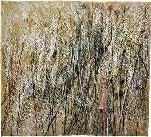 Leaves of Grass No.7 by Wang Gongyi contemporary artwork
