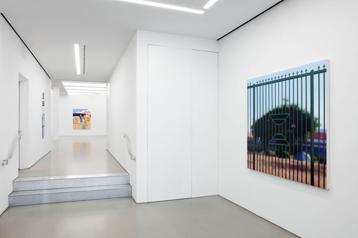 Exhibition view: Group Exhibition, The Secret History of Everything, Perrotin, New York (9 July–14 August 2020). Courtesy the artists and Perrotin.Photo: Guillaume Ziccarelli.