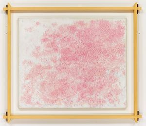 Cherry Blossom Field《綠野香坡櫻花》 by Yeh Shih-Chiang contemporary artwork