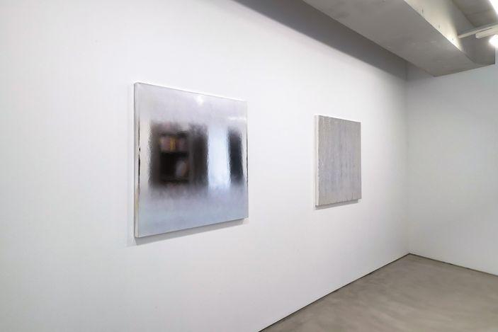 Installation view, artwork: Miya Ando