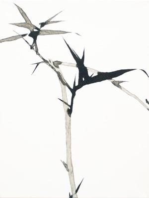 Painting Slowness (Malerei der Langsamkeit) 22 Hours by Shan Fan contemporary artwork