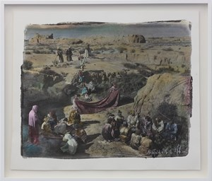 Silk Road #6 by Chen Nong contemporary artwork