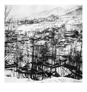 The Yi People No.47, Zhaojue Sichuan by Li Lang contemporary artwork