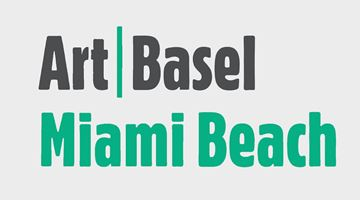 Contemporary art exhibition, Art Basel OVR: Miami Beach at Gagosian, 980 Madison Avenue, New York