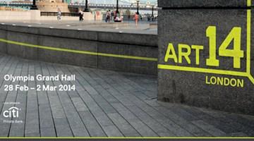 Contemporary art exhibition, Art 14 London 2014 at Sabrina Amrani, London, United Kingdom