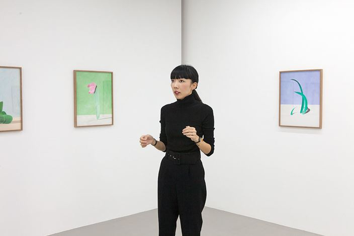 Exhibition view: Ina Jang, Radiator Theatre, Gallery One Four, Seoul (18 October–8 December 2018). Courtesy Gallery One Four.