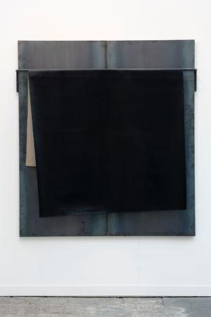 Senza titolo by Jannis Kounellis contemporary artwork sculpture
