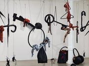 From scissors to snails, venture into the weirdly wonderful world of Annette Messager