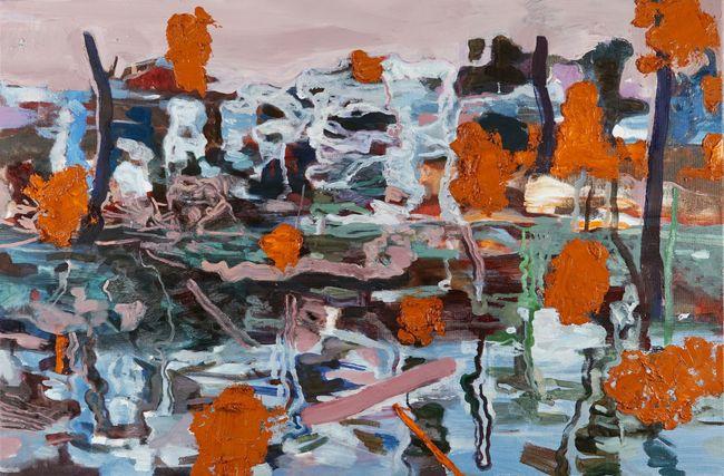 Water Drum by Kurt Chan contemporary artwork