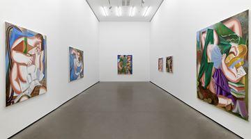 Contemporary art exhibition, Kristina Schuldt, Sans Souci at Galerie Eigen + Art, Berlin