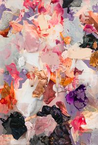 These days (June 12, 20:12 CEST) by André Hemer contemporary artwork painting, works on paper