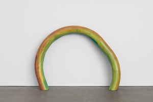 Second Street Rainbow by Mark Handforth contemporary artwork