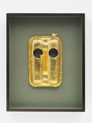Mask VI by Peter Liversidge contemporary artwork sculpture
