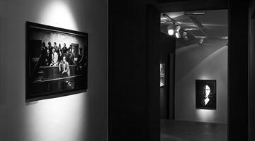 Contemporary art exhibition, Letizia Battaglia, Roberto Timperi, Mafia, dolore, amore at Galerija Fotografija, Ljubljana