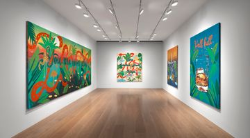 Contemporary art exhibition, Joel Mesler, In the Beginning at Lévy Gorvy, Hong Kong