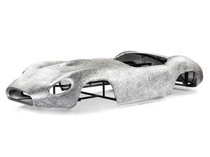 Maserati by Wim Delvoye contemporary artwork