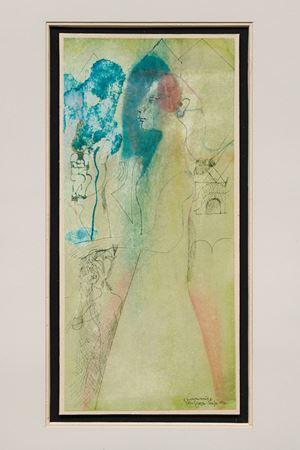 Camminando by Octav Grigorescu contemporary artwork