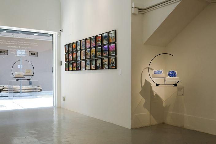 Exhibition view: Group show, #8ARTISTS, A2Z Art Gallery, Hong Kong (8 August–29 September 2019). CourtesyA2Z Art Gallery.