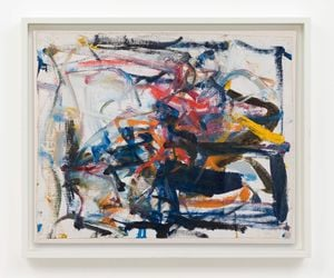 Untitled by Joan Mitchell contemporary artwork painting