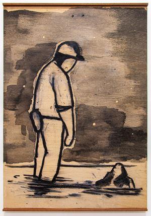 Fishman no.14 《漁人(十四)》 by Lam Tung Pang contemporary artwork