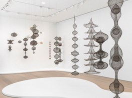 Ruth Asawa at David Zwirner, New York