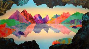 Solastalgia by Kate Shaw contemporary artwork