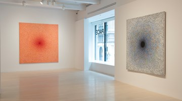 Contemporary art exhibition, Richard Pousette-Dart, Works 1940–1992 at Pace Gallery, 32 East 57th Street, New York