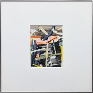 Quarry 8 by Gary-Ross Pastrana contemporary artwork painting, works on paper, photography, print