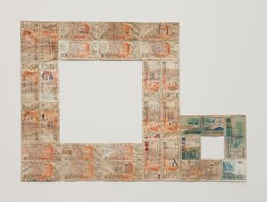 Todos os Cem by Jac Leirner contemporary artwork
