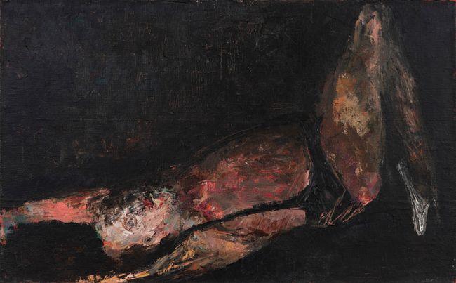 Untitled by Niyaz Najafov contemporary artwork