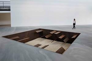 Cilia by Michael Heizer contemporary artwork