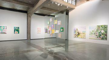Contemporary art exhibition, Yuan Yuan, Glasswort at Tabula Rasa Gallery, Beijing, China