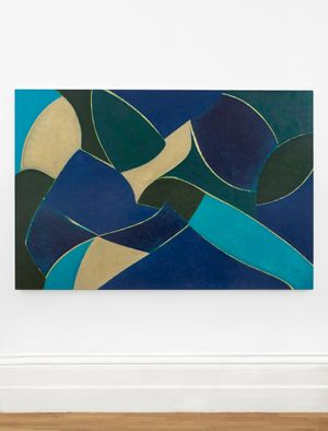 Composition 340 by Gabriele Cappelli contemporary artwork