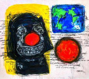 Still Connected by Takashi Hara contemporary artwork