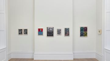 Contemporary art exhibition, Richard Forster, Notes on Architecture at Timothy Taylor, London