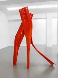 A6 by Bettina Pousttchi contemporary artwork sculpture