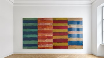 Contemporary art exhibition, Sean Scully, Four Days at KEWENIG, Berlin