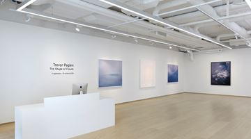 Contemporary art exhibition, Trevor Paglen, The Shape of Clouds at Pace Gallery, Geneva