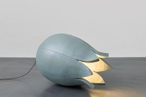 The lantern's gone out! The lantern's gone out! I by Mai-Thu Perret contemporary artwork sculpture, ceramics