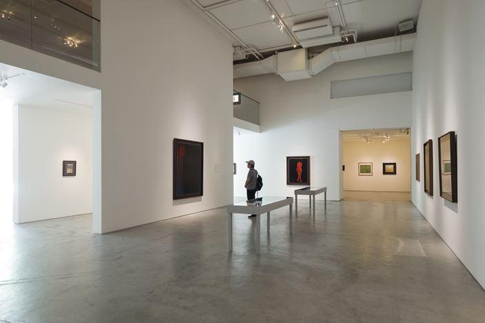 Exhibition view: Wang Pan-Yuan,The Realm of Solitude 寂盡之境,Tina Keng Gallery, Taipei (13 July–18 August 2019). CourtesyTina Keng Gallery.