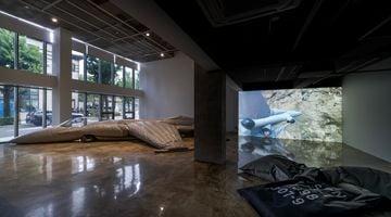 Contemporary art exhibition, Fiona Banner, Pranayama Typhoon at Barakat Contemporary, Seoul, South Korea