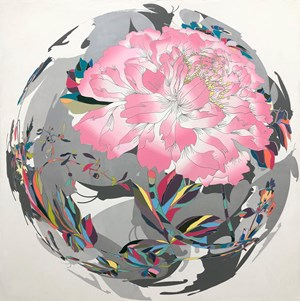 Enchanted Round Flower 魅圓花 by Su Meng-hung contemporary artwork