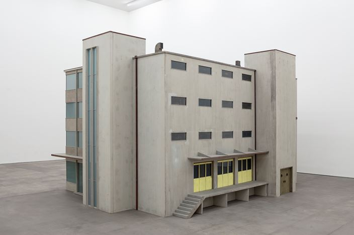 Exhibition view: Peter Fischli / David Weiss, HAUS, Sprüth Magers, Berlin (27 April–10 August 2019). Courtesy Sprüth Magers. Photo: Timo Ohler.