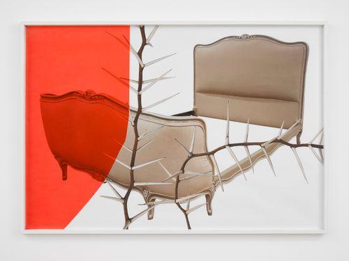 Icon n. 13 by Silvia Giambrone contemporary artwork